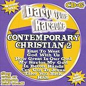 Party Tyme Karaoke Contemporary Christian, Vol. 2 8 8 Song CD ECD by