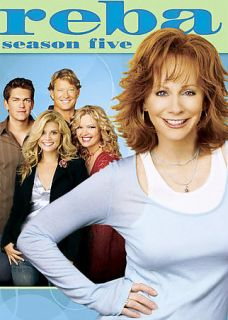 Reba   The Complete Fifth Season DVD, 2009, 2 Disc Set, Checkpoint Pan