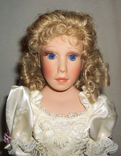 Lee Middleton The Bride Doll Ruby Slippers Edition 20 inches 606