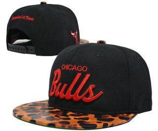Nwt Vintage Chicago Bulls Snapback Cap adjustable hip hop baseball cap
