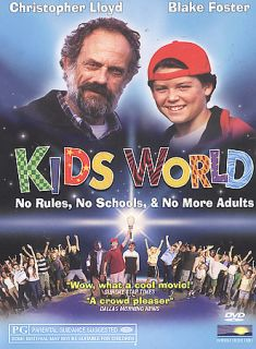 Kids World DVD, 2003