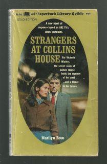 Dark Shadows Barnabas Collins PB TV Strangers at Collins House