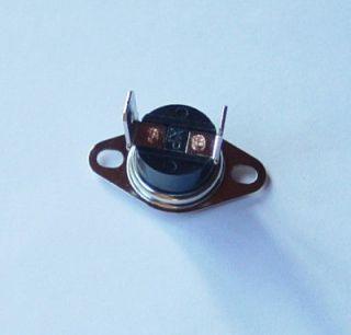 Solar Panel 115 Degree Thermostat Fan Snap Disc Bimetal