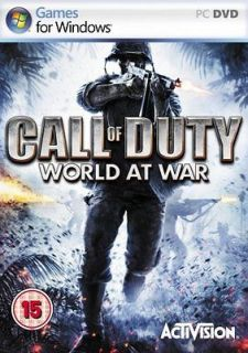 Call of Duty World at War for Windows PC (100% Brand New)