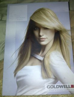 Newly listed Goldwell Colorance Hair Color Swatch Book