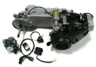 150CC GY6 SCOOTER ATV GO KART ENGINE MOTOR 150 CVT AUTO CARB COMPLETE