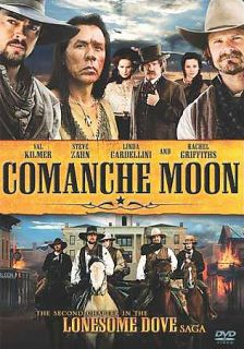 Comanche Moon   The Second Chapter in the Lonesome Dove Saga DVD, 2008