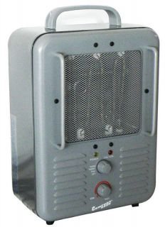 Comfort Zone CZ798 Metal 5115 BTU Deluxe Milkhouse Utility Heater with