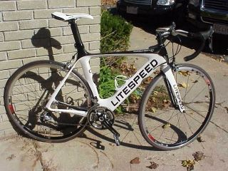 20 Speed Litespeed Archon C3 2011 Aerologic Full Carbon Road Bicycle