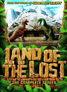 Land of the Lost   The Complete Series DVD, 2009, TV Set