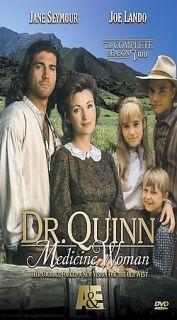 Dr. Quinn, Medicine Woman   The Complete Season 2 DVD, 2003, 7 Disc