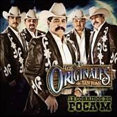 12 Corridos de Poca M by Los Originales de San Juan CD, Feb 2011, Sony