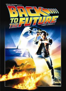 Back to the Future DVD, 2009, 2 Disc Set