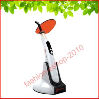 Cordless LED Curing Light Lamp 1400mw Woodpecker LED B Cure Lamp