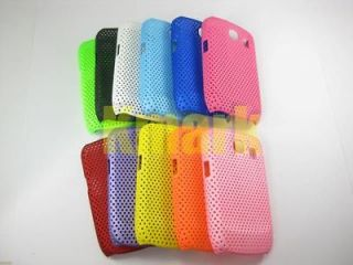 Plastic Skin Protector For Samsung Corby 2 S3850 Hole Cover Guard Case
