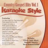 Karaoke Style Country Gospel Hits, Vol. 1 by Karaoke CD, Jul 2003