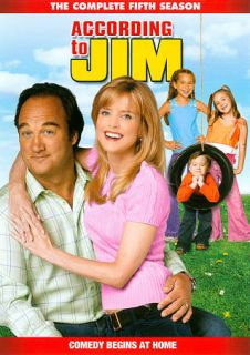 According to Jim The Complete Fifth Season DVD, 2011, 4 Disc Set