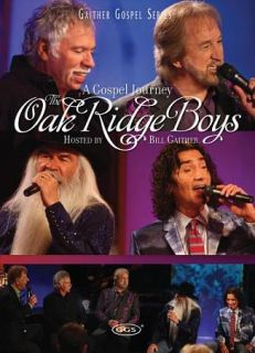 The Oak Ridge Boys   A Gospel Journey DVD, 2009