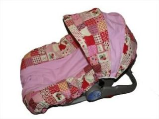 NEW Infant CAR SEAT COVER  Fits Graco Evenflo Patty