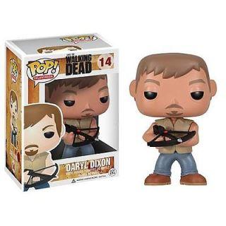 Brand newThe Walking Dead Daryl Dixon Pop Vinyl Figure zombie AMC