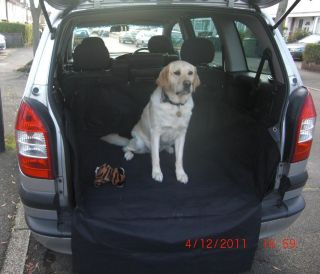 PET HEAVY DUTY CAR SEAT COVERS BOOT CARRIER DOG CAT BED SEAT LINER