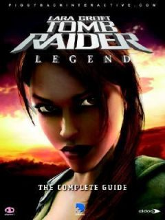 Lara Croft Tomb Raider Legend The Complete Guide 2006, Paperback