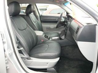 2008 Clazzio Leather Custom Seat Covers Full Set (Fits Dodge Magnum