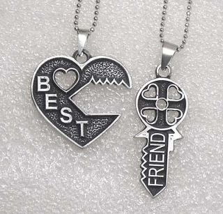 best friends necklaces in Necklaces & Pendants