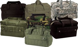 Military Heavy Weight Cotton Canvas Mechanics Tool Bags