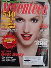 SEVENTEEN Magazine 1996 Gwen Stefani Danes 6 Issues Jul Dec