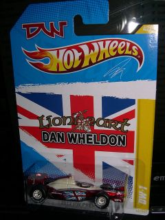 dan wheldon hot wheels in Diecast Modern Manufacture
