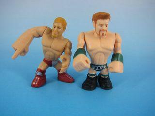 WWE Wrestling Rumblers Figure Daniel Bryan&Sheamus 2 Pack