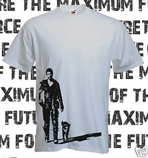 Mad max cool vintage cult mel gibson t shirt ALL SIZES