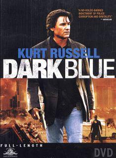 Dark Blue DVD, 2003, Widescreen Full Frame