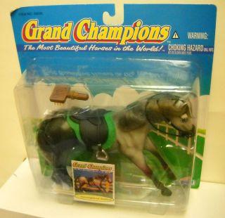 1521 NOC Vintage EMPIRE Grand Champion Horses Thoroughbred Stallion
