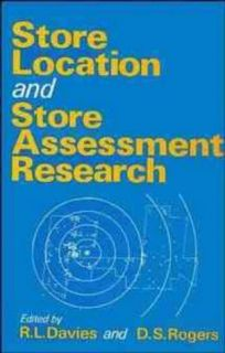 Location and Store Assessment Research Davies, Ross/ Rogers, David