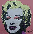 Andy WARHOL Marilyn MONROE 1287/2400 II.31 signed limited edition