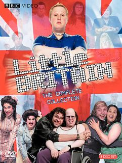 Little Britain   The Complete Collection DVD, 2007, 8 Disc Set