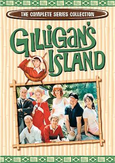 Gilligans Island The Complete Series Collection (DVD)