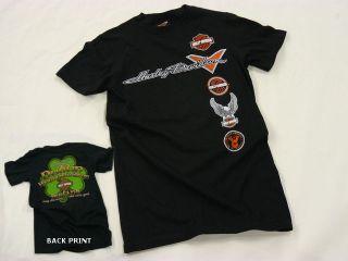 Dublin Harley Davidson Irish Harley Epiphany Mens T shirt