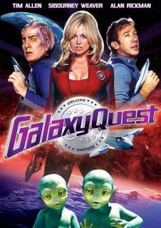 Galaxy Quest DVD, 2009, Deluxe Edition