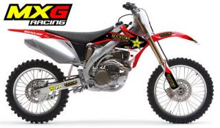 MX GRAPHICS STICKERS DECAL KIT HONDA CRF450 CRF 450 2005 2008