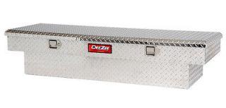 Red Label Series Brite Tread Aluminum Truck Bed Tool Box Dee Zee 8170