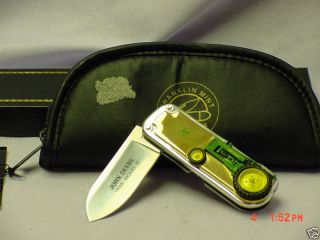 FRANKLIN MINT JOHN DEERE Model B Tractor Knife