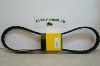 RE28721 John Deere Drive Belt for AMT600 and 4x2 Gator NEW