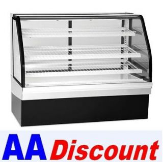 INDUSTRIES NON REFRIGERAT​ED DRY BAKERY DISPLAY CASE 77 ECGD 77