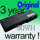 Genuine DELL Inspiron 6000 9200 9300 XPS M170 M1710 E1705 BATTERY