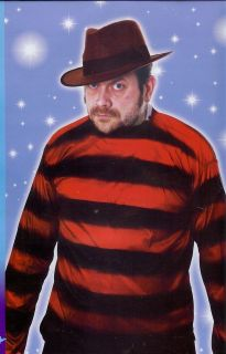 FANCY DRESS MENS DENNIS THE MENACE STYLE TOP