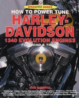 Davidson 1340 Evolution Engines by Des Hammill 2004, Paperback