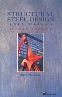Structural Steel Design LRFD Method by Jack C. McCormac 1997, CD ROM
